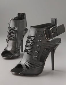 Givenchy Gladiator Shoes