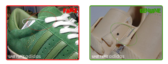 Adidas Originals Shoes Fake