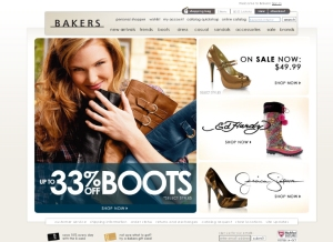 Bakers Shoes Site